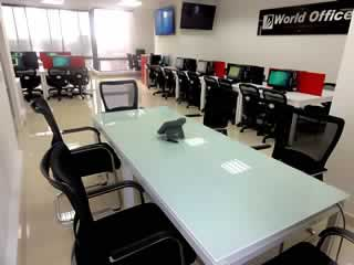 Training Center World office